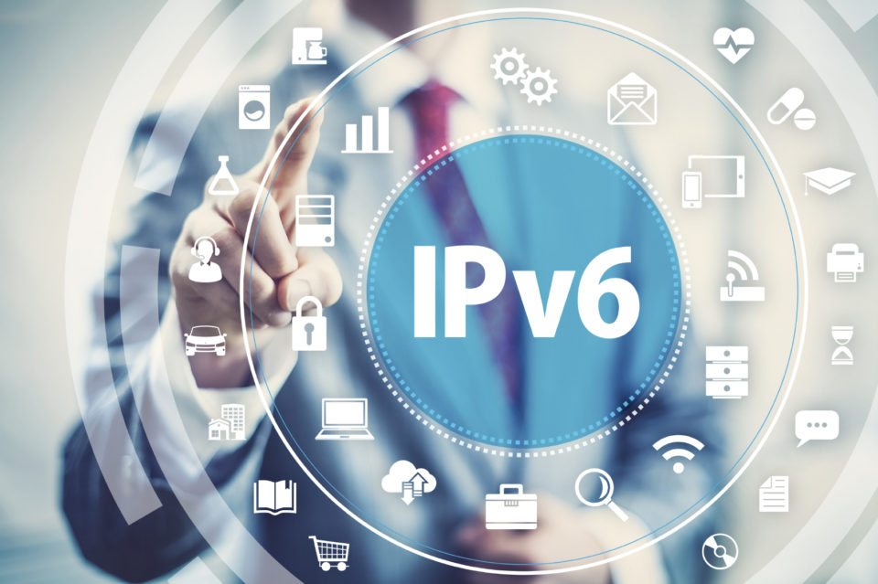 IPv6 email