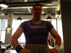 Dwolla Small Shirt