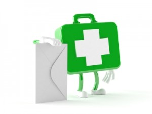 First Aid Email