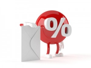 Open Rate Percentage