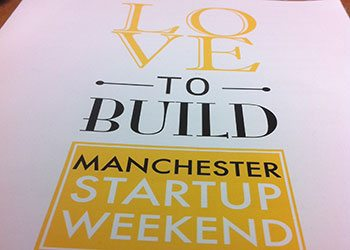 Startup Weekend Manchester
