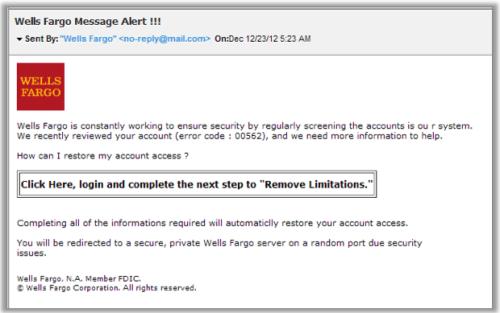 Email 2_Wells Fargo