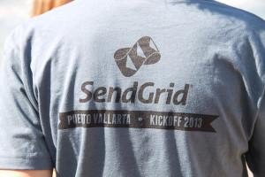 SendGrid shirt