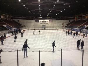 SendGrid ice skating