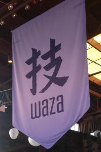 Waza-banner
