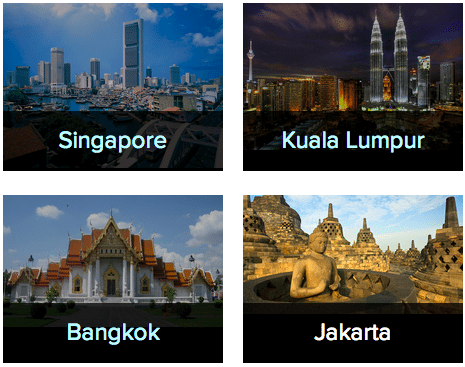 GOAP SE Asia, 2013