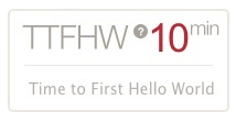 Time to First Hello World (TTFHW)
