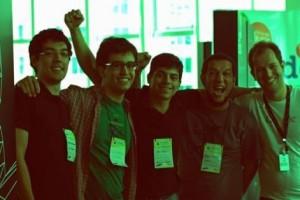 Hackathon winners
