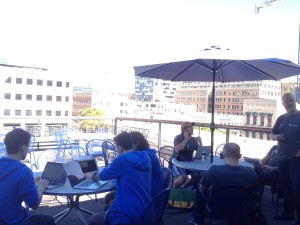 Deck hacking at API Hackday Denver