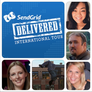 SendGrid Delivered Speakers