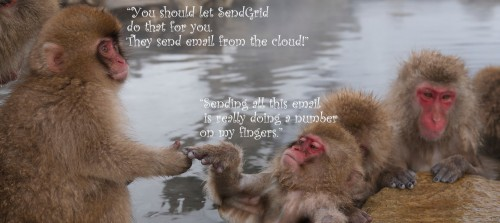 SendGrid for Snow Monkeys