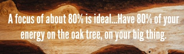 Oak tree quote