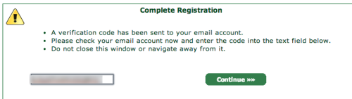 StartSSL Registration Complete