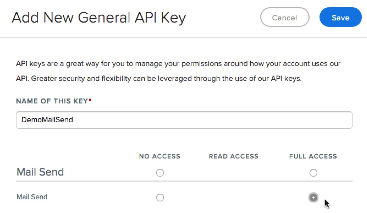 API Keys 2
