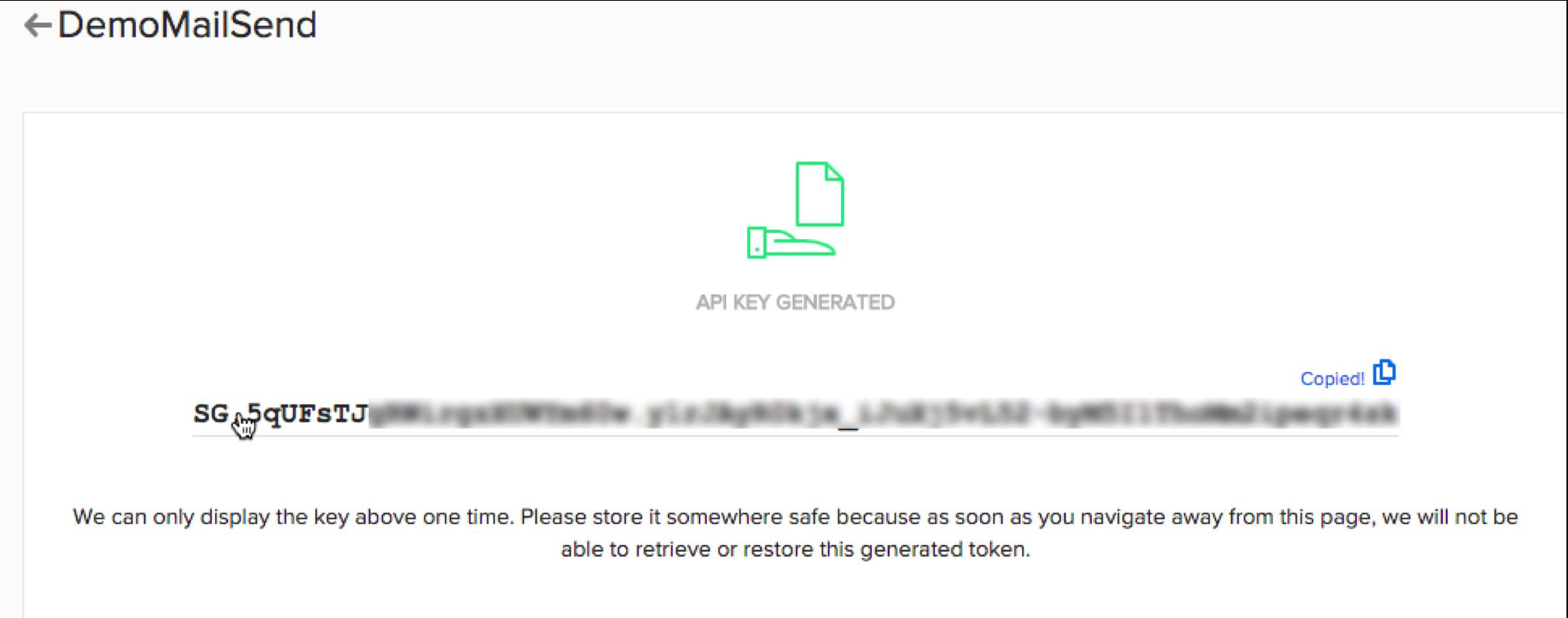 API Keys 3