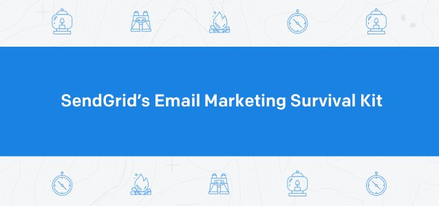 email marketing survival kit